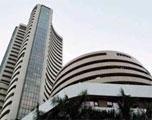 Sensex up 106 points