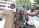 Somali suicide bomber kills 10, including 2 ministers