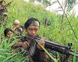 Dramatic surrender by India's most wanted - ULFA chief
