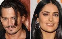 Depp, Hayek set for Pancho Villa movie