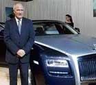Rolls-Royce 'Ghost' rolls into Mumbai