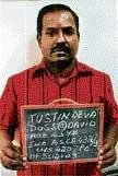 Con man held in Chennai