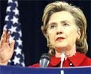 US not cutting and running from Afghanistan: Clinton