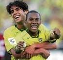 Rocky road beckons Brazil