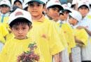 Walkathon for the differently-abled