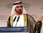 Dubai crisis tests its ruler