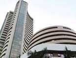Sensex gains 75 points