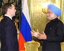 India, Russia sign nuclear deal