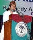 No bar on Muslim as PM, says Rahul
