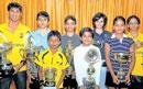 Siddarth pockets two titles