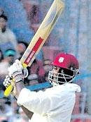 Gayle holds Windies together
