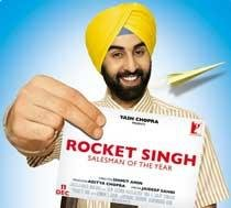 The love of Rocket Singh's life is sales: Ranbir