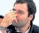 Rahul, chopper land in trouble