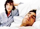 Snoring may actually be good