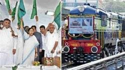 Dedicated freight corridor announced for South India