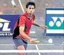 Wijetilekk, Prasad move into 3rd round