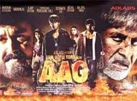 Amitabh does not blame me for 'Aag' : RGV