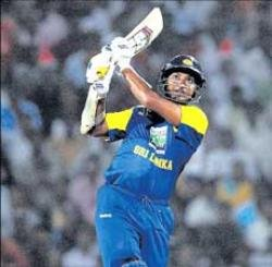 Sanga on song as Lanka win in style