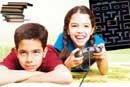 A video game a day, makes the child smarter all the way