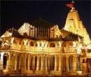 Modi becomes trustee of Somnath temple