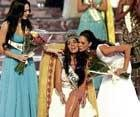 Miss Gibraltar crowned Miss World