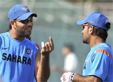 If Yuvraj does not play, Virat will come in: Dhoni