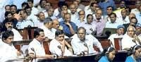 Monday's session costs Rs 44 lakh