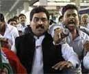 Rajagopal begins indefinite hunger strike for united Andhra