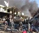 Kabul  suicide bombing  kills 8