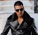Akshay takes up fitness challenge