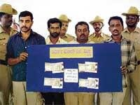Fake note racket busted in Hubli