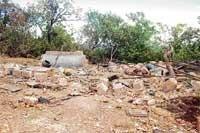 Blast at explosives unit in Vittal