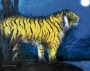 The tiger I had  longed to see.....