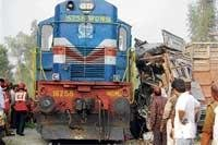Exclusive train to pilgrim centres