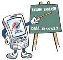 Call BSNL to learn English