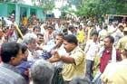 Irregularities in NREGS: Villagers lock up ZP, TP officials