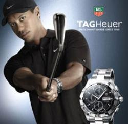Tag Heuer drops Tiger from US ads