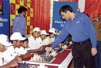 Goutham, Rajesh emerge champs