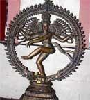 Intricate handicrafts