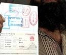 Kashmiris skirt stapled visa ban