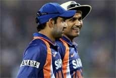 Gambhir retains top spot; Sehwag 4th in ICC Test rankings