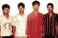Four arrested for youth's murder