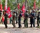 Maoists shifting base from Lalgarh to Jhargram?