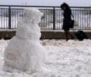Snow heaps misery across Europe in Xmas season: 90 killed