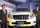 Toyota rolls out Prado Diesel