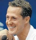 Schumacher to blaze F1 again
