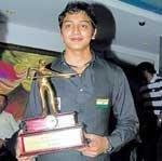 Aditya clinches crown