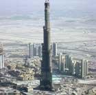 Mobile networks become operational in Burj Dubai