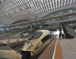 China now has world's longest and fastest train link