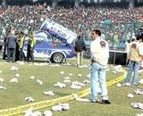 Kotla mess earns India disgrace